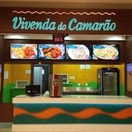Fachada Loja Vivenda do Camarão - Shopping Moxuara