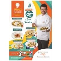Campanha Sabores do Mundo - Chef Guga Rocha