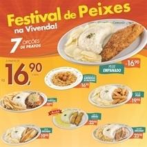 Festival de Peixes na Vivenda!